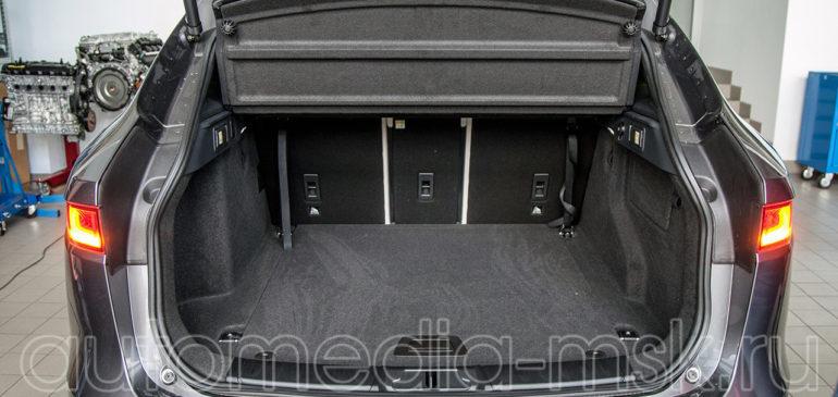 Установка электропривода пятой двери на Jaguar F-pace