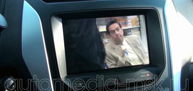 Установка видеоинтерфейса в Ford Explorer