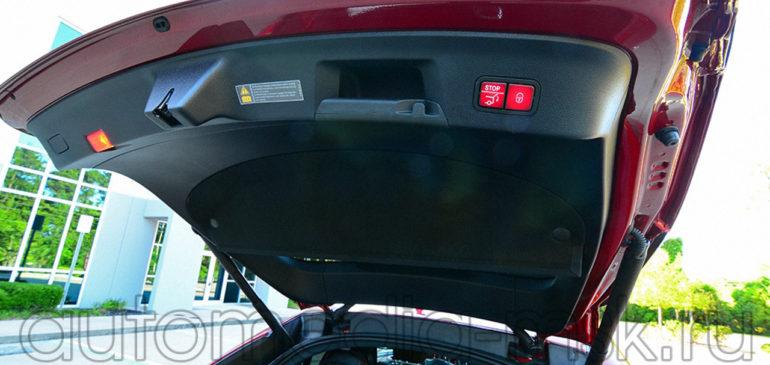 Установка электропривода пятой двери на Mercedes GLE