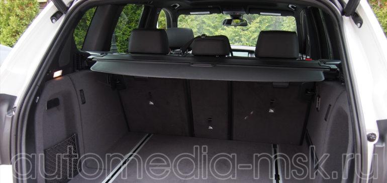 Установка электропривода пятой двери на BMW X3
