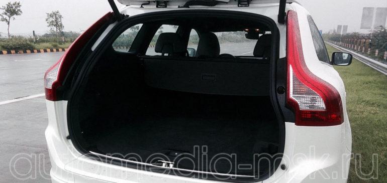 Установка электропривода пятой двери на Volvo XC60