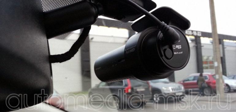 Скрытая установка видеорегистратора на Mazda CX5
