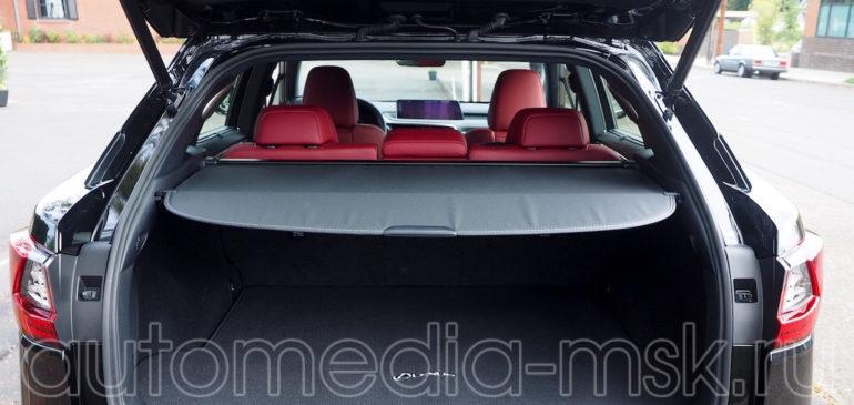 Установка электропривода пятой двери на Lexus RX