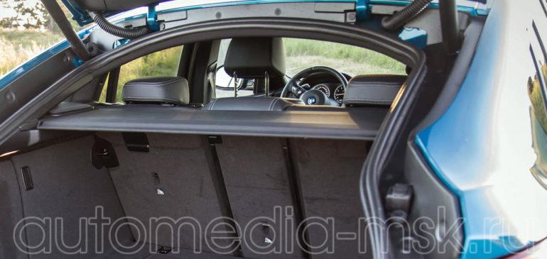 Установка электропривода пятой двери на BMW X4