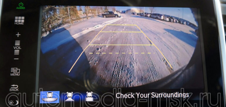 Установка видеоинтерфейса на Honda Pilot