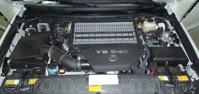 Установка сигнализации на Toyota Land Cruiser 200
